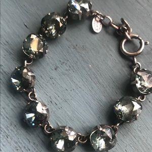 Catherine Popesco silveryone bracelet